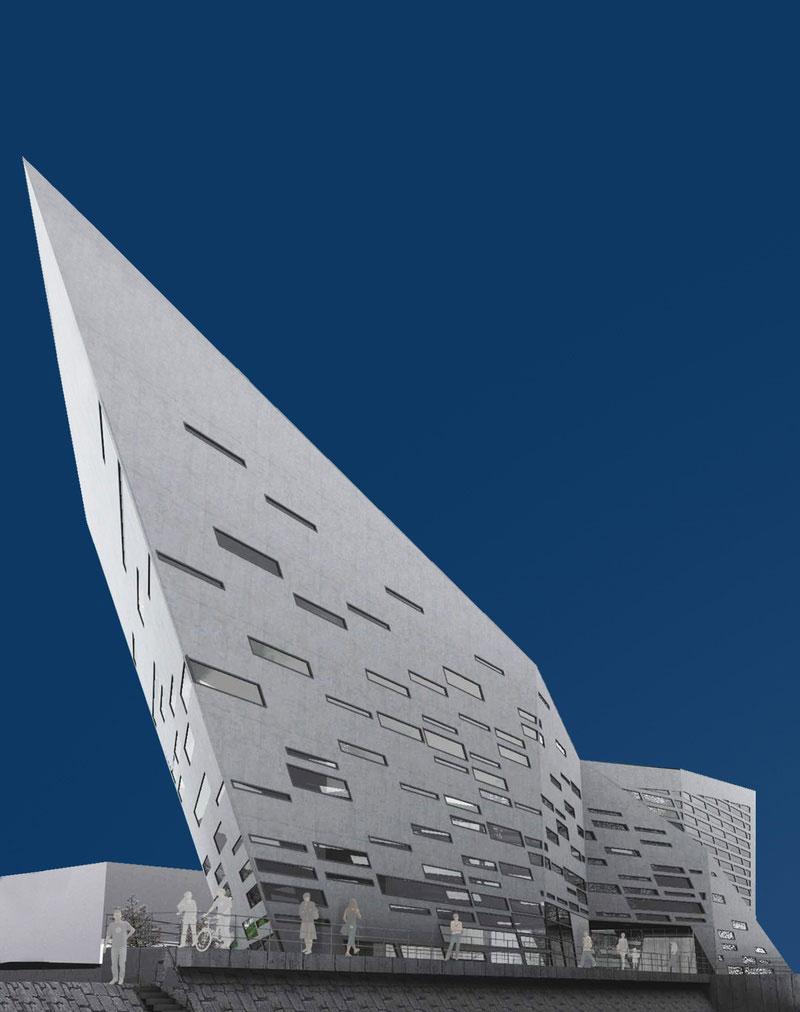 Architektura betonowa 2010 - zadecydowano!